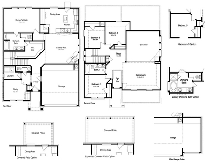 Eisenhower Floor Plan