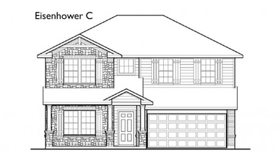 East Bernard Home Elevation