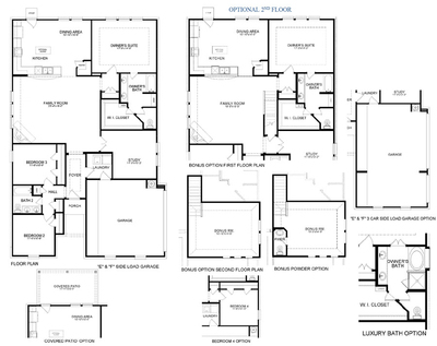 Harrison E F Floor Plan