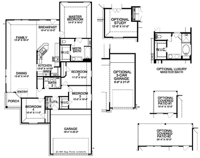 Hayes Floor Plan