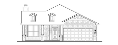 Beasley Home Elevation