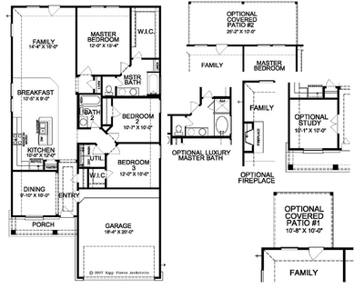 Jefferson Floor Plan