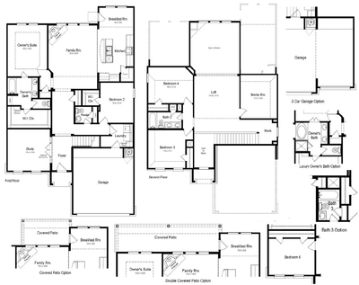Reagan Floor Plan
