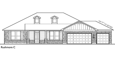Huffman Home Elevation