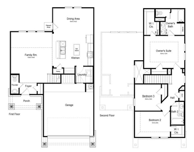 Caddo Floor Plan Floor Plan