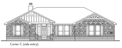 Dayton Home Elevation
