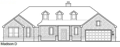 Beaumont Home Elevation