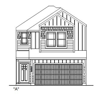 Houston Home Elevation
