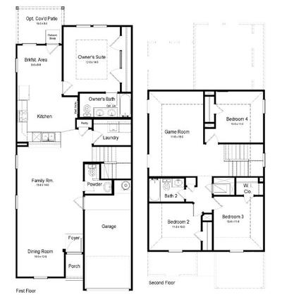 Rio Grande Floor Plan