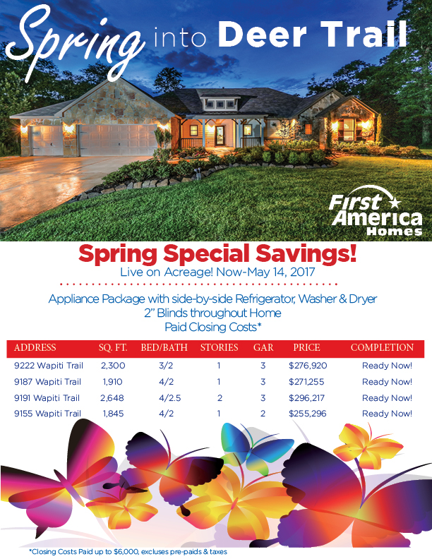 First america homes for America s best contacts coupons