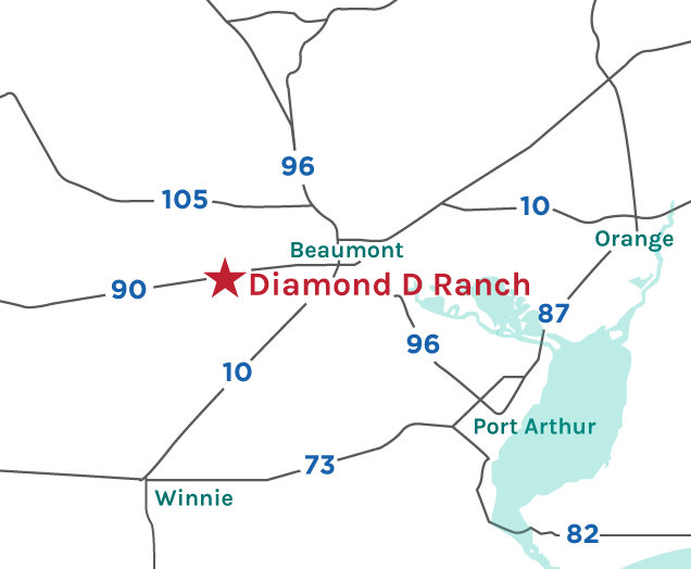 Diamond Ranch Map