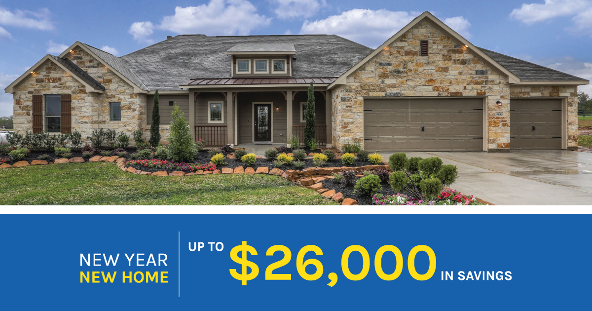 First America Homes Kickapoo Preserve Promotion