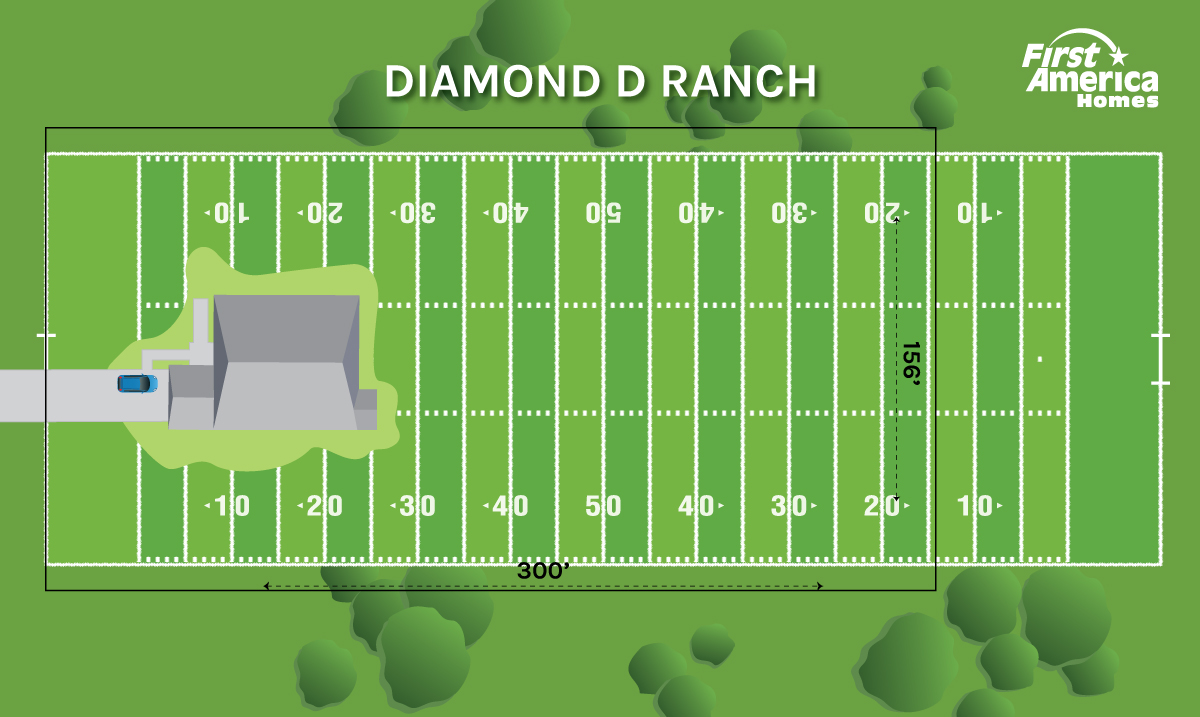 Diamond Ranch Football Post FB