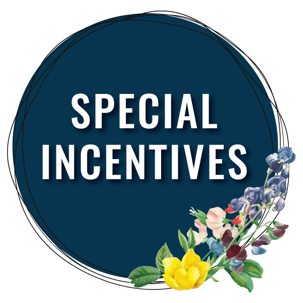 First America Homes Spring Event Incentives