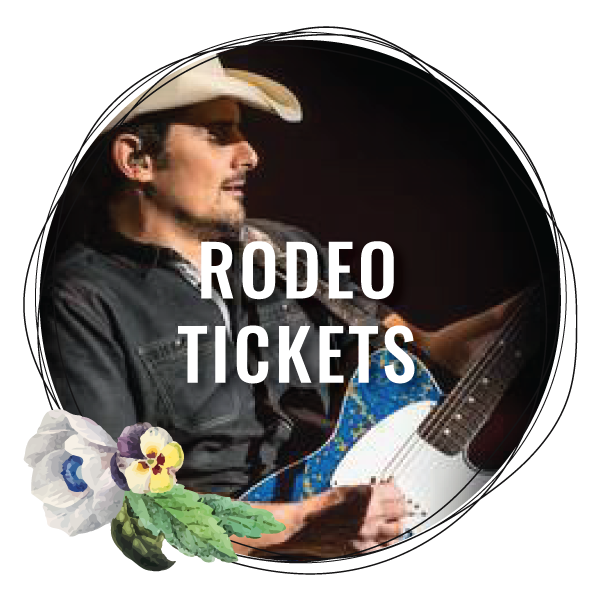 First America Homes Spring Event Rodeo Tickets