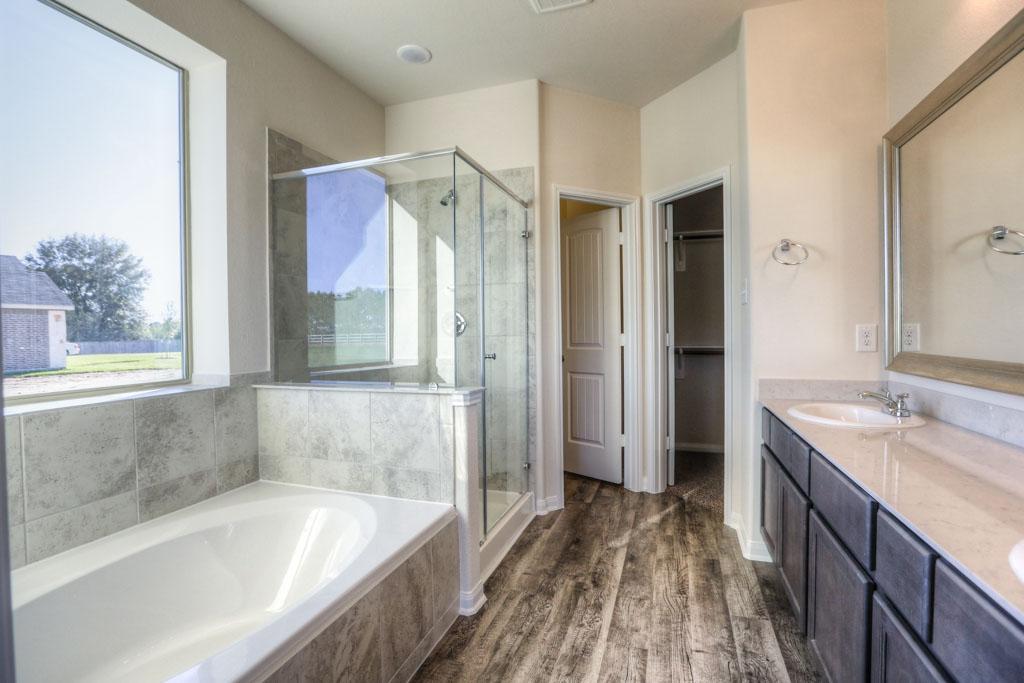 First America Homes Harrison Bathroom
