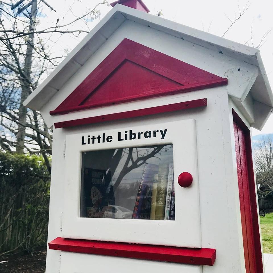 City of Dayton Little Library