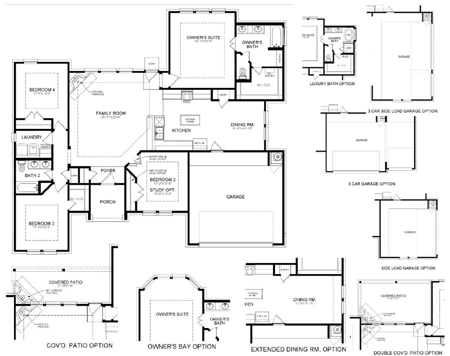 First America Homes Conroe New Homes 9187 Wapiti Trl