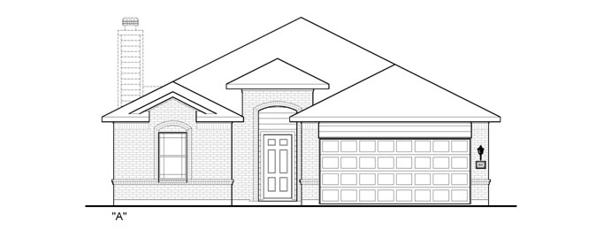 First America Homes New Home Builder In North Houston