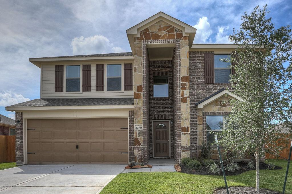 First america homes porter new homes 22531 rustic for New homes america