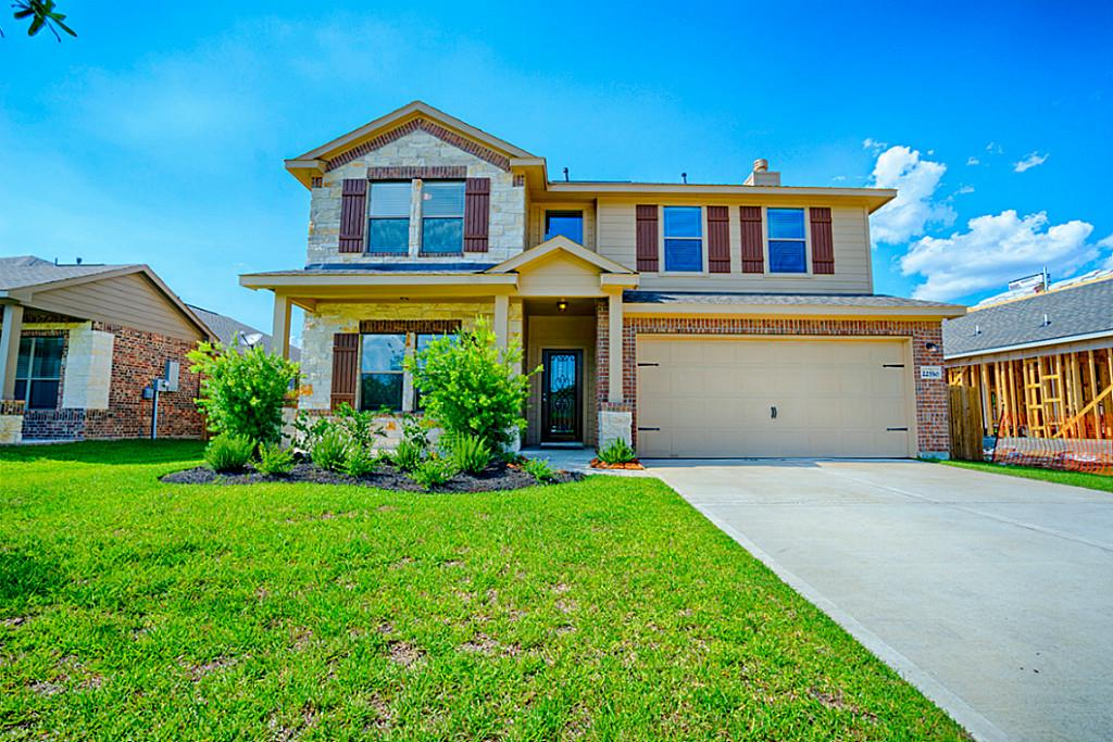 First America Homes Porter New Homes 22550 Range Haven